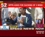 Video news: All in one minute @ 2pm