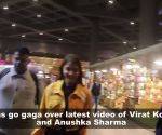 Virat Kohli and Anushka Sharma's Melbourne video goes viral; Kangana Ranaut warns Karni Sena over 'Manikarnika', and more