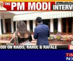 Watch: Prime Minister Narendra Modi's first interview post 2nd phase polls