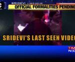 Watch: Sridevi's last dance video with her husband Boney Kapoor