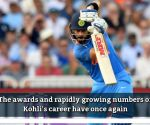 Will Kohli be able to overtake Tendulkar?
