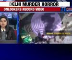 Woman killed by neighbour in Delhi's Khyala