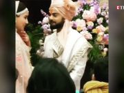 1st wedding anniversary: Happy moments of Anushka Sharma and Virat Kohli