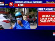 28-Day paid leave for all COVID-19 patients in Noida
