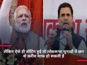 3 राज्यों में कांग्रेस की जीत, बीजेपी के लिए लोकसभा चुनाव में खतरे की घंटी