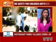 3-year-old girl raped allegedly by neighbour in MP's Chhatarpur district