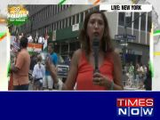 39th India Day Parade in New York honours soldiers and their bravery