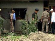 4 blasts rocked Manipur on I Day