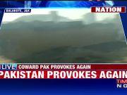 5 civilians killed in Pak firing