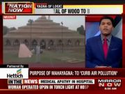 500 quintals of mango wood to be burnt during 'anti-pollution' Mahayagna in Meerut