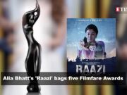 64th Vimal Elaichi Filmfare Awards 2019: Alia Bhatt starrer 'Raazi' bags five awards including Best Film and Best Director