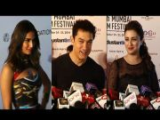 Aamir Khan, the guest of honour at MAMI