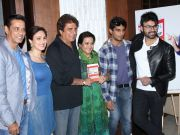Aarya Babbar launches his book