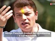 Aditya Pancholi accused of threatening, abusing a car mechanic