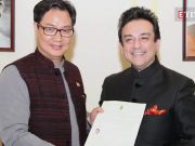 Adnan Sami says he is 'against terrorism, Pak Army'