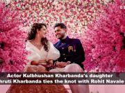 After Priyanka Chopra and Nick Jonas' wedding actor Kulbhushan Kharbanda's daughter ties the knot in Jodhpur