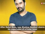 After Rahul Bose, now music composer Shekhar Ravjiani pays Rs 1672 for 3 egg whites in 5-star hotel