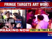 After stalling 'Padmawati', fringe group targets art gallery in Jaipur