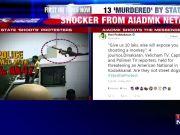 AIADMK leader Hari Prabhakaran compares journalists to street dogs