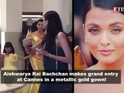 Aishwarya Rai Bachchan does it again, heaps praise for her looks at Cannes 2019