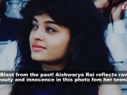 Aishwarya Rai Bachchan's throwback pic from her teenage goes viral
