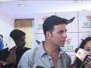 Akshay Kumar backs martial arts