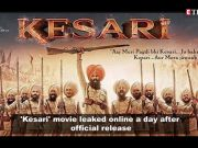 Akshay Kumar-starrer 'Kesari' leaked in full HD a day after release