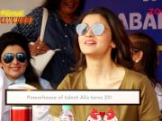 Alia Bhatt breaks her silence on link-up rumours with Ranbir Kapoor