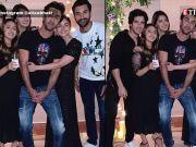 Alia Bhatt rocks her 'desi' avatar post partying with rumoured beau Ranbir Kapoor