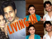 Alia-Sidharth to live-in together ?