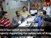 All India strike by chemists today to oppose the online sale of medicines
