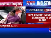 Amid ruckus, opposition fails to move no-confidence in LS again