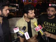Amit Sadh  Sunny Kaushal and Vineet Kumar Singh step out to promote  Gold
