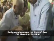 Amitabh Bachchan to Akshay Kumar, Bollywood celebs pay respects to late Manohar Parrikar