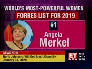 Angela Merkel tops Forbes most-powerful women list, Nirmala Sitharaman ranks 34th