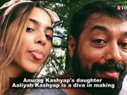Anurag Kashyap's daughter Aaliyah is a diva in making