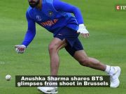 Anushka Sharma is 'shoot ready' in latest picture