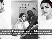 Anushka Sharma stuns all with her breathtaking monochrome pictures