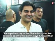 Arbaaz Khan: Getting work on my own merit, not because of Salman Khan
