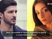 Are Sushmita Sen and model Rohman Shawl dating?