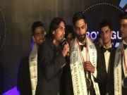 Arjun Manish judge Mr India World 2014