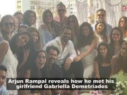 Arjun Rampal says girlfriend Gabriella Demetriades is forever love