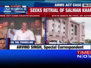 Arms Act case haunts Salman Khan again