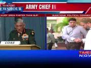 Army chief Gen Bipin Rawat's political analogy draws flak