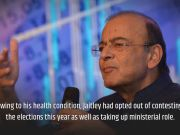 Arun Jaitley no more: A look back