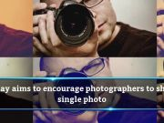 August 19: World Photography Day - Celebrate the art of photography