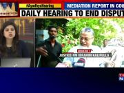 Ayodhya hearing: Mediation report to be presented in the SC today