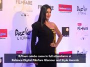 B-Town celebs shine at Reliance Digital Filmfare Glamour and Style Awards