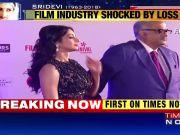 B'wood's first female superstar Sridevi dies of cardiac arrest in Dubai