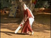 Balika Vadhu : Dadisa plays cricket